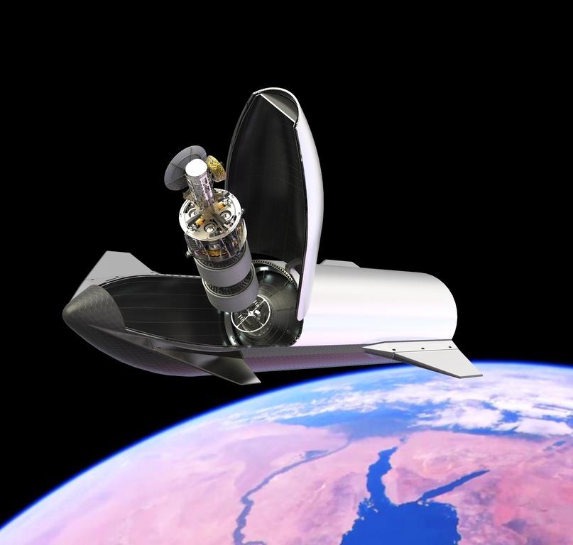 Илон Маск о Falcon Heavy, которая может почти всё, а для всего остального будет Starship 🚀✨
