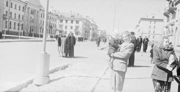 #Люберцы #РетроФото #РетроЛюберцыУлица Кирова 1956...