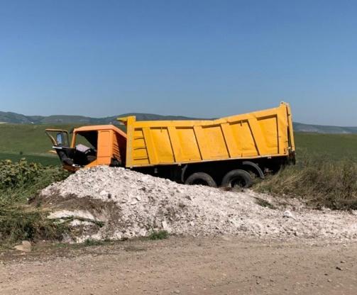 В КЧП погиб водитель грузовика
