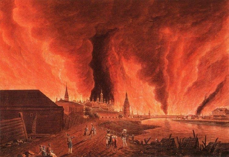 Москва без людей в 1867 году. Где все люди?, изображение №5