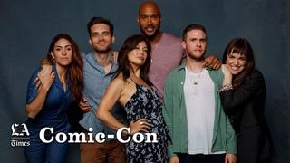 'Agents of SHIELD' cast recount how Jeff Ward was cast as Deke Shaw | Comic-Con