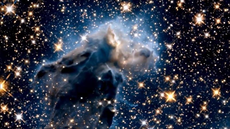 Млечный Путь Туманность Орла Столпы Творения