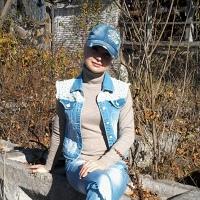 Личная фотография Оксаны Синявской