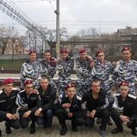 Фотография страницы Андрія Михалківа ВКонтакте