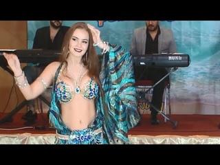 Diana Nemykh Belly Dance