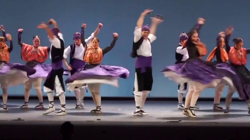 Ballet Nacional de España Gran Jota ópera La Dolores