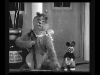 Психоделика (1914 год) Микки Маус бьется в конвульсиях (оригинал)