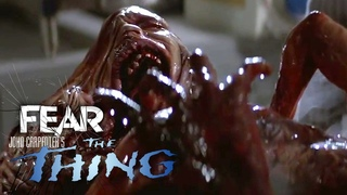 The Alien's Autopsy | The Thing (1982)