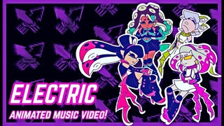 -ELECTRIC- Animated Music Video