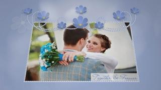 Wedding Flowers - 2021 (2) 🌸  Фотозаменяемый проект свадебного слайд-шоу