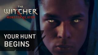The Witcher: Monster Slayer - Your Hunt Begins (Live Action Trailer)