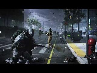 Официальный дебютный трейлер Battlefield 2042 (при участии 2WEI)