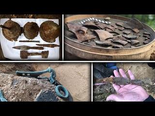 Сенсационная находка археологов, которую обнаружил случайно охотник..