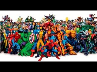 Великая битва всех супергероев| ArtSpear Entertainment на русском