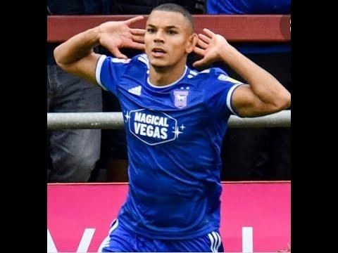 Kayden Jackson Ipswich Town goals 2019 20 EFL League One